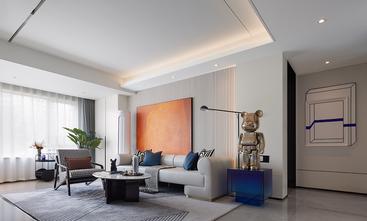 豪华型120平米三港式风格客厅图片