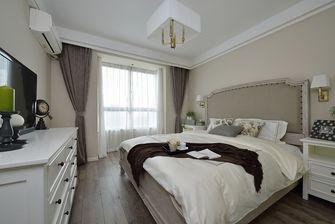 100平米三美式风格卧室设计图