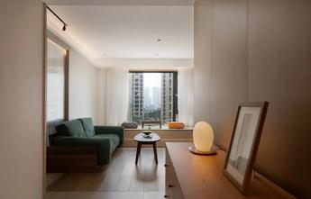 富裕型140平米三日式风格客厅图