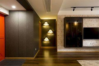 15-20万110平米三室一厅现代简约风格玄关装修效果图