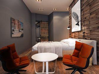 140平米别墅工业风风格客厅装修案例