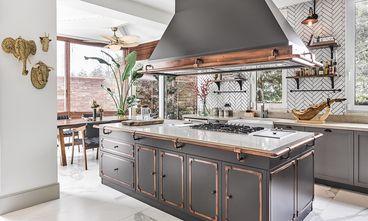 140平米欧式风格厨房欣赏图