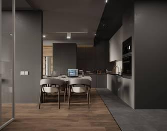 50平米一居室公装风格厨房效果图
