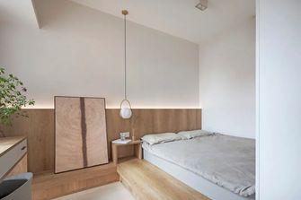 富裕型100平米日式风格卧室图