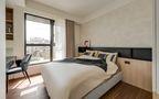 10-15万90平米日式风格卧室图