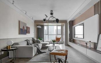 经济型130平米三室两厅混搭风格客厅图片