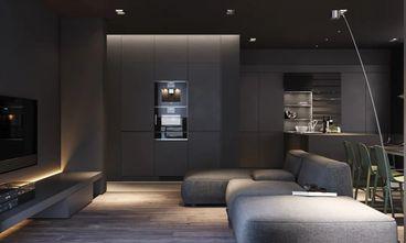 60平米公寓轻奢风格客厅装修图片大全