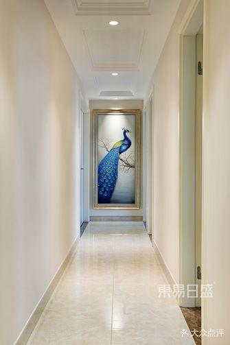 140平米复式欧式风格走廊欣赏图