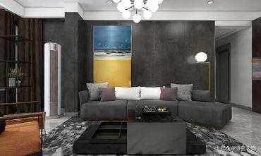 豪华型140平米四混搭风格客厅装修效果图