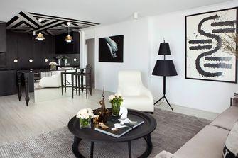 60平米公寓工业风风格客厅图片