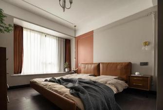 110平米三室两厅新古典风格卧室欣赏图