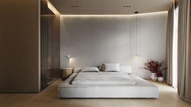 富裕型60平米公寓北欧风格卧室图片大全