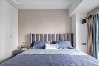 5-10万120平米三室两厅北欧风格卧室图片大全