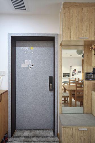 经济型130平米三室两厅日式风格玄关装修效果图