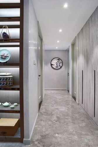 富裕型140平米四室一厅中式风格走廊设计图