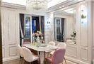 富裕型140平米四现代简约风格餐厅装修案例