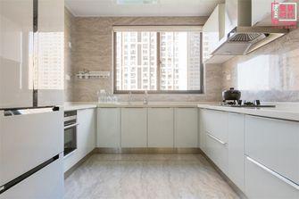90平米三室两厅中式风格厨房图