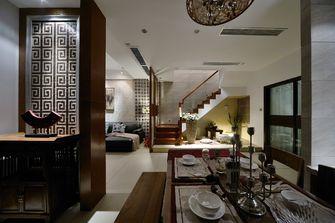 东南亚风格餐厅效果图