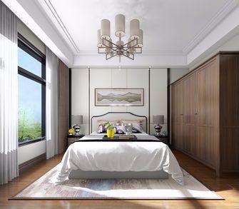 90平米一室两厅中式风格卧室装修效果图