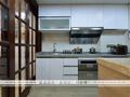 富裕型140平米三室两厅地中海风格厨房装修图片大全