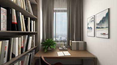 经济型90平米四室两厅中式风格书房装修案例