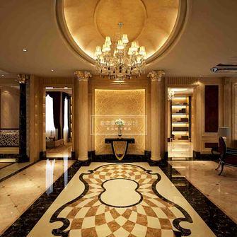 豪华型140平米别墅新古典风格玄关图片大全