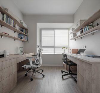 富裕型120平米四室一厅北欧风格书房效果图