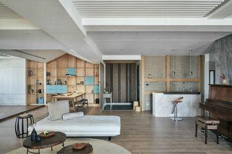 10-15万140平米四工业风风格客厅装修效果图