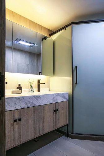 10-15万110平米三现代简约风格卫生间设计图