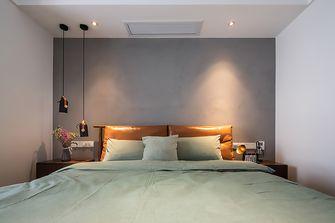 130平米四室一厅北欧风格卧室欣赏图
