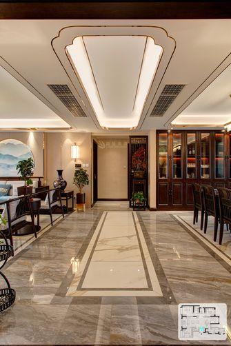 5-10万140平米四室两厅中式风格玄关效果图