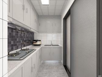 100平米日式风格厨房装修效果图