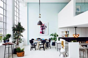 经济型30平米小户型北欧风格餐厅图