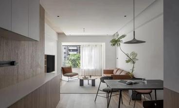 20万以上100平米三室一厅北欧风格客厅装修效果图