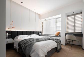 豪华型80平米三室一厅现代简约风格卧室图片