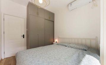 60平米一居室日式风格卧室欣赏图