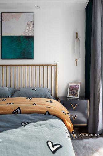富裕型140平米三轻奢风格卧室装修效果图