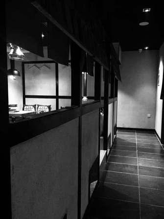 140平米公装风格餐厅欣赏图