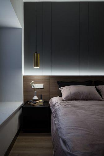 5-10万90平米三室两厅现代简约风格卧室效果图