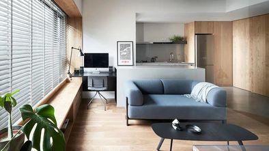 经济型小户型现代简约风格客厅图片大全