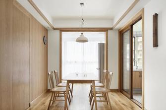 经济型140平米四室两厅日式风格餐厅装修效果图