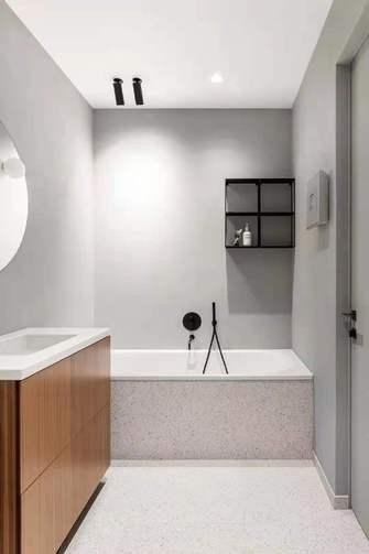 110平米三室两厅工业风风格卫生间装修效果图