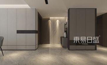 140平米三中式风格玄关设计图