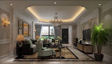 豪华型140平米别墅欧式风格客厅效果图
