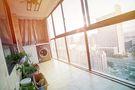 5-10万100平米三室一厅美式风格阳台装修效果图