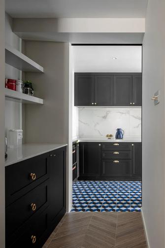 富裕型70平米混搭风格厨房装修案例
