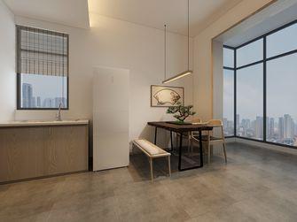 富裕型60平米公寓法式风格餐厅装修图片大全