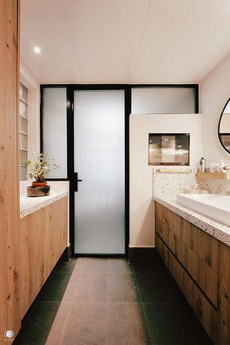 豪华型120平米三室两厅混搭风格卫生间装修案例