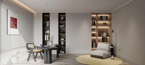 130平米三法式风格书房装修图片大全