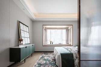 90平米三公装风格卧室设计图
